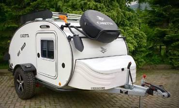 Kleine Kult Caravans Und Zubeh R Wohnwagen Von Camping