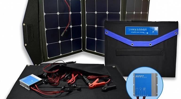 Solartasche 120 Watt- Alles incl.