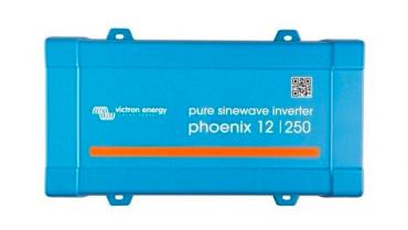 Wechselrichter, Inverter, Spannungswandler, 12V 250 VA