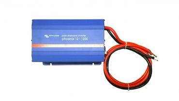 Wechselrichter, Inverter, Spannungswandler, 12V 1200 VA