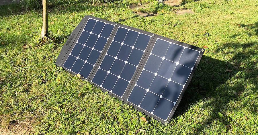 Solarmatte 120 Watt- Alles dabei!