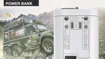 Power Bank, Jump Starter 26.800mAh, 99Wh