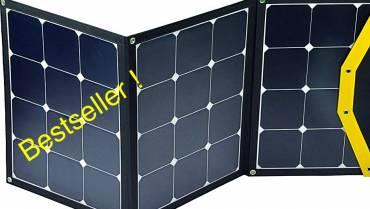 Solartasche, 120 W, incl. Laderegler