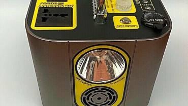 Powerbank Multi-XXL, Jumpstarter, Inverter, 126.000 mAh