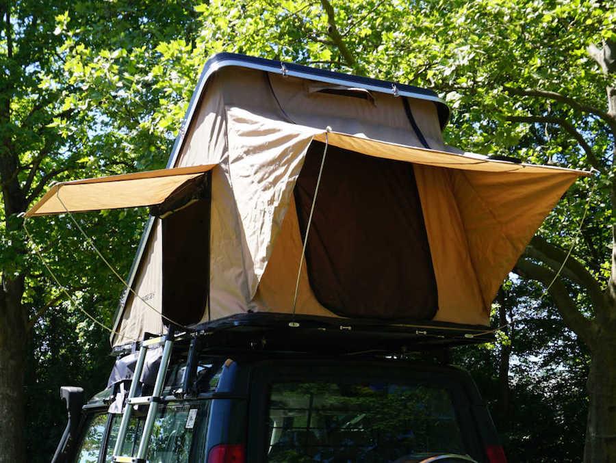 Camping-Adventure-Hartschale-Hartschalenzelt-Primetech-Delta