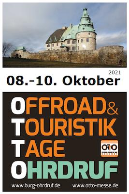 Offroad und Touristik Tage Ohrdruf Logo